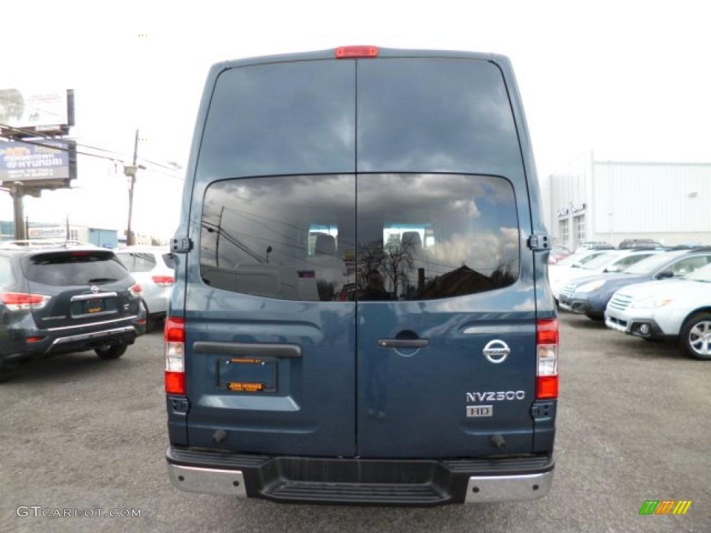 2013 graphite blue nissan nv 2500 hd sv high roof 79158138 photo 6 car color. Black Bedroom Furniture Sets. Home Design Ideas