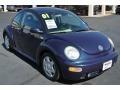 Batik Blue Metallic 2001 Volkswagen New Beetle Gallery