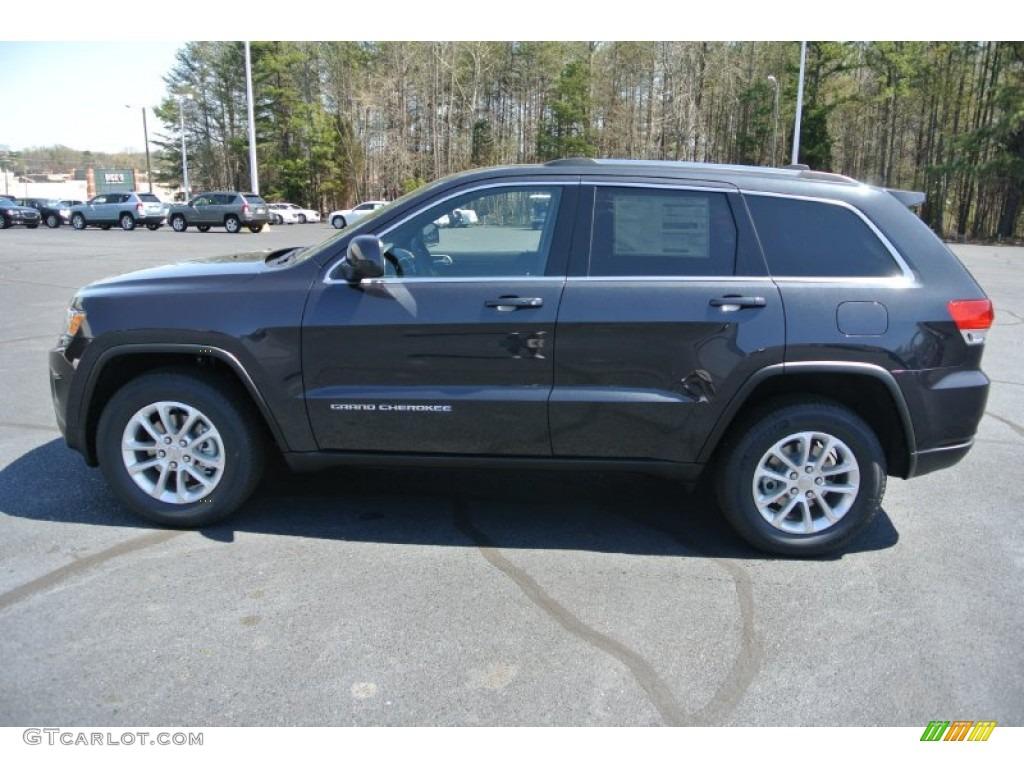 Jeep Grand Cherokee Maximum Steel Metallic