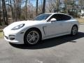 Carrara White 2012 Porsche Panamera 4S
