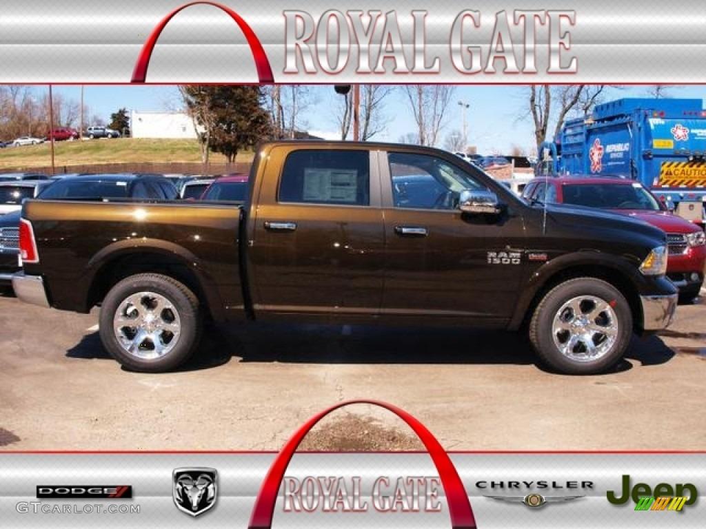 2013 Black Gold Pearl Ram 1500 Laramie Crew Cab 4x4 79199959