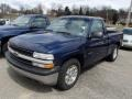 Indigo Blue Metallic 2001 Chevrolet Silverado 1500 Gallery