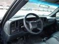 Graphite Dashboard Photo for 2001 Chevrolet Silverado 1500 #79203193
