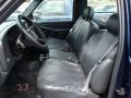 Graphite Interior Photo for 2001 Chevrolet Silverado 1500 #79203211