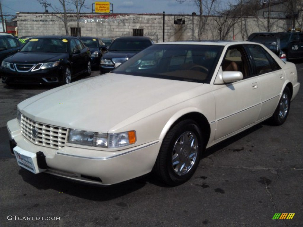 1995 white diamond cadillac seville sts 79200379. Black Bedroom Furniture Sets. Home Design Ideas