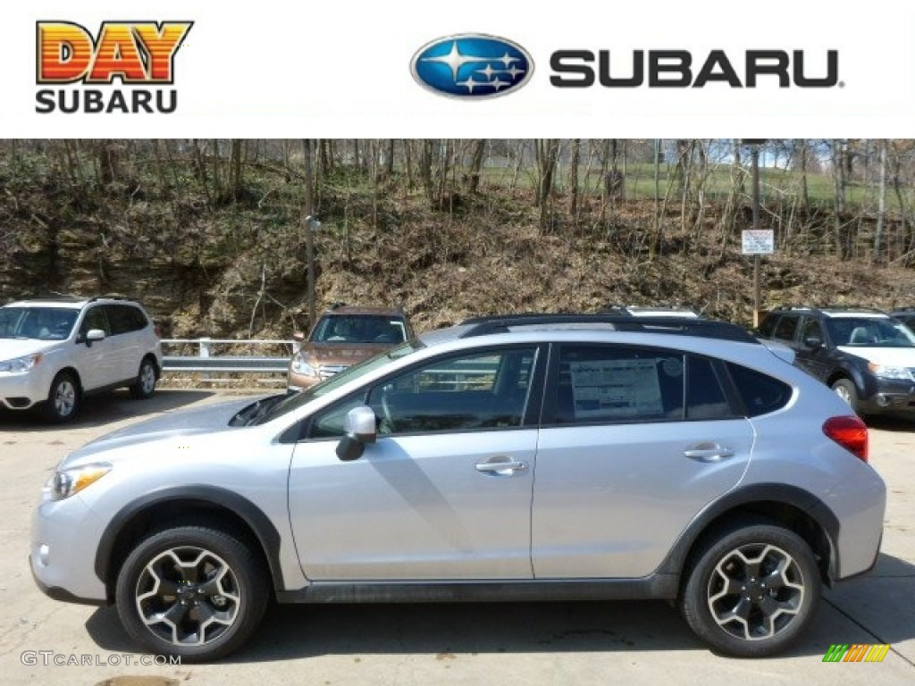 2014 Subaru Xv Crosstrek 2.0I Limited >> 2013 Ice Silver Metallic Subaru XV Crosstrek 2.0 Premium #79200096 | GTCarLot.com - Car Color ...