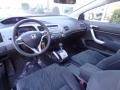 Black 2007 Honda Civic Interiors