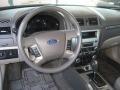 2011 Sterling Grey Metallic Ford Fusion SEL V6 AWD  photo #7