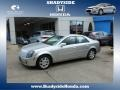 Light Platinum 2006 Cadillac CTS Sedan