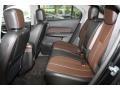 Jet Black/Brownstone Rear Seat Photo for 2010 Chevrolet Equinox #79216327