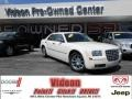 Cool Vanilla White 2010 Chrysler 300 Touring