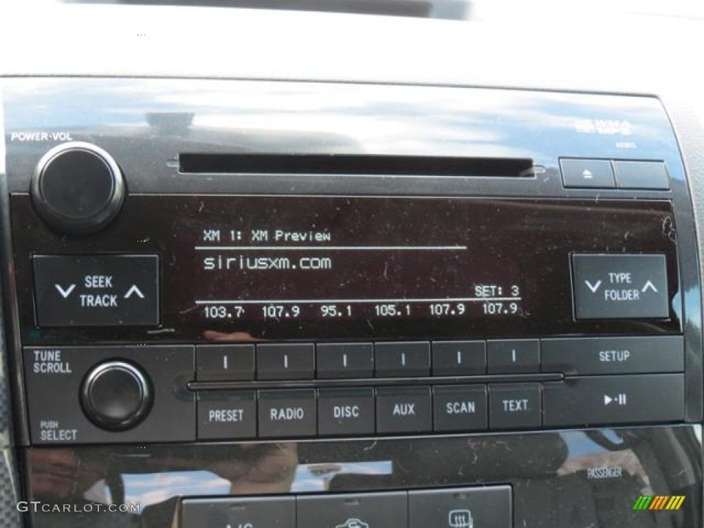2013 Toyota Tundra XSP-X Double Cab 4x4 Audio System Photo #79231257