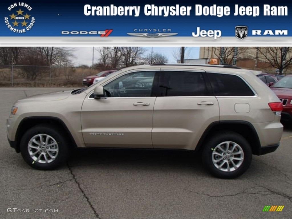 2014 cashmere pearl jeep grand cherokee laredo 4x4 79200153 car color galleries. Black Bedroom Furniture Sets. Home Design Ideas