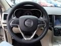 New Zealand Black/Light Frost Steering Wheel Photo for 2014 Jeep Grand Cherokee #79232023