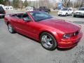 2006 Redfire Metallic Ford Mustang GT Premium Convertible  photo #17
