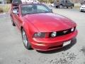 2006 Redfire Metallic Ford Mustang GT Premium Convertible  photo #18