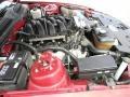 2006 Redfire Metallic Ford Mustang GT Premium Convertible  photo #30