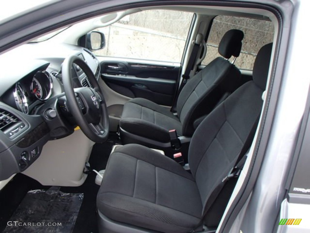 Black Light Graystone Interior 2013 Dodge Grand Caravan Se Photo 79233853