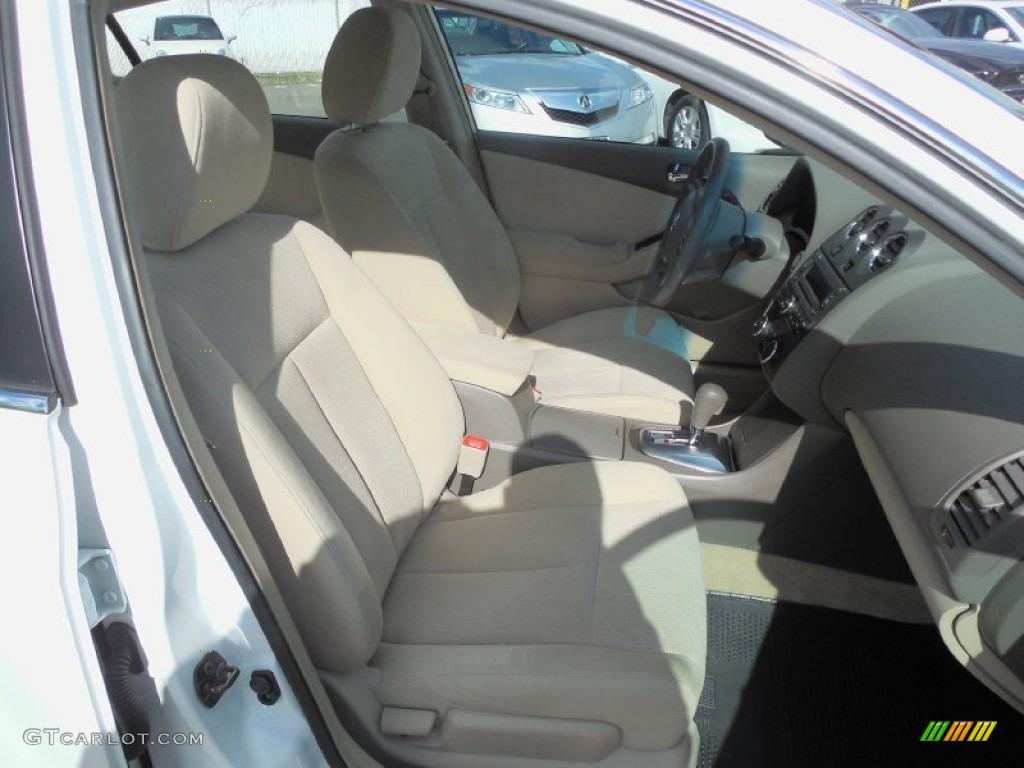 2010 Nissan Altima 2 5 S Interior Photos