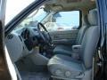 2003 Nissan Xterra Gray Interior Interior Photo