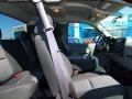 2012 Blue Granite Metallic Chevrolet Silverado 1500 LS Extended Cab  photo #9