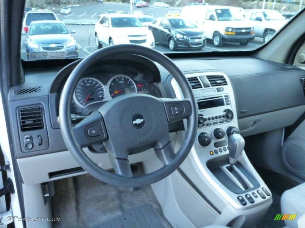 2006 Chevrolet Equinox LT AWD Dashboard Photos