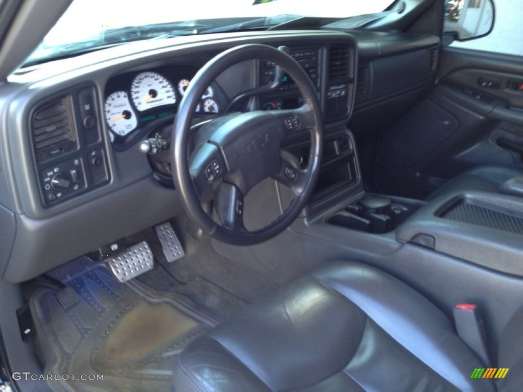 Dark charcoal interior 2006 chevrolet silverado 1500 - 2000 chevy silverado 1500 interior ...