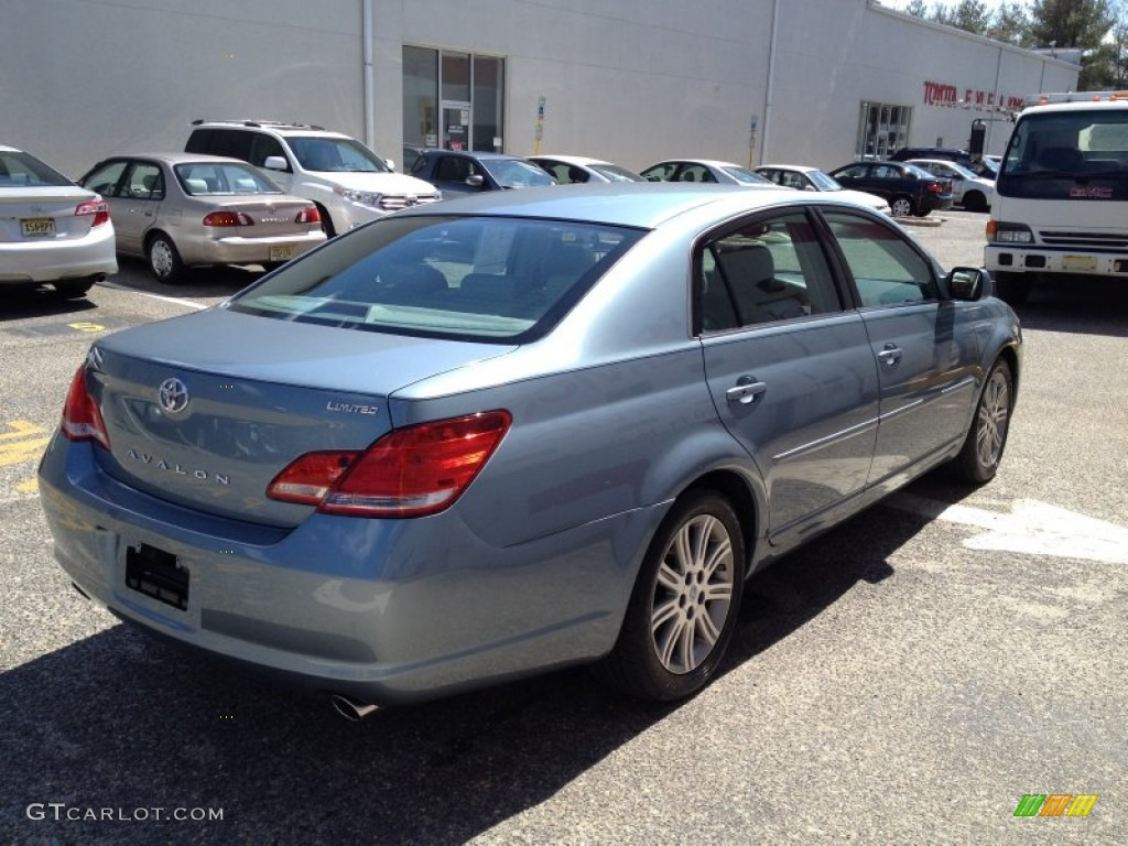 blue mirage metallic 2007 toyota avalon limited exterior. Black Bedroom Furniture Sets. Home Design Ideas