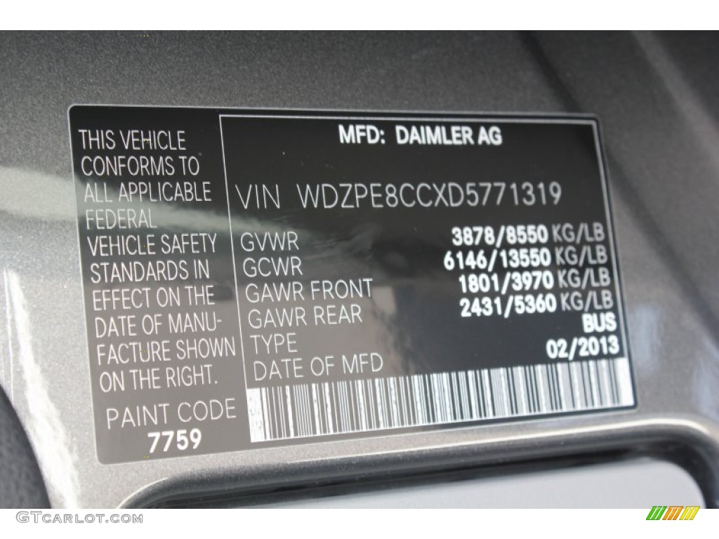 Volkswagen Group Latest Models >> Mercedes trim paint codes