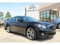 Black Obsidian 2011 Infiniti M 37 S Sedan