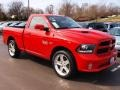 Flame Red - 1500 R/T Regular Cab Photo No. 2