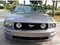 2006 Tungsten Grey Metallic Ford Mustang GT Premium Convertible  photo #7