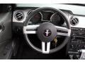 2006 Tungsten Grey Metallic Ford Mustang GT Premium Convertible  photo #21