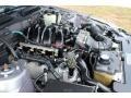 2006 Tungsten Grey Metallic Ford Mustang GT Premium Convertible  photo #48