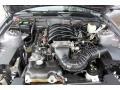 2006 Tungsten Grey Metallic Ford Mustang GT Premium Convertible  photo #49