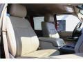 2012 Vermillion Red Ford F250 Super Duty Lariat Crew Cab 4x4  photo #9