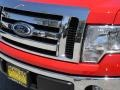 Bright Red 2009 Ford F150 Gallery