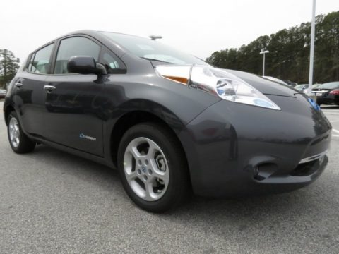 2013 Nissan LEAF SV Data, Info and Specs