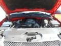 2005 Victory Red Chevrolet Silverado 1500 LS Regular Cab 4x4  photo #26