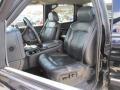 2002 Onyx Black Chevrolet Silverado 1500 LT Crew Cab 4x4  photo #12