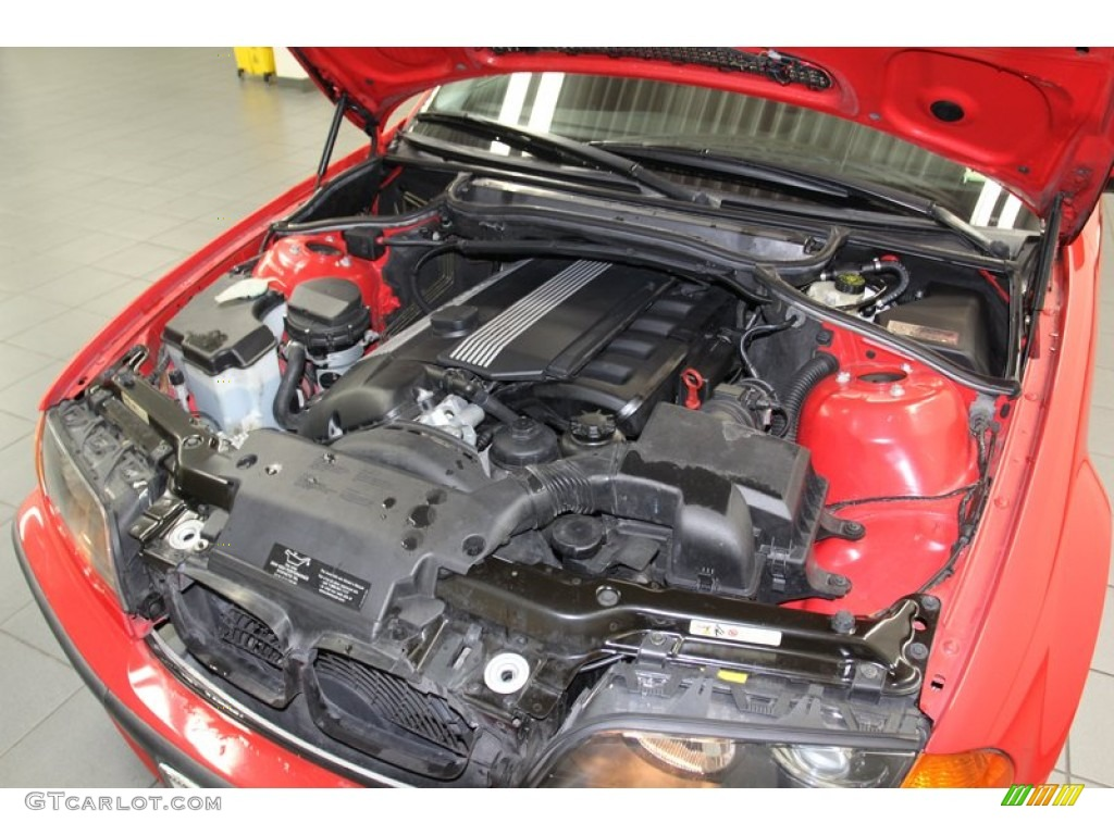 2000 Bmw 3 Series 328i Sedan Engine Photos