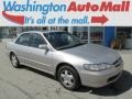 Heather Mist Metallic 1998 Honda Accord EX V6 Sedan