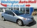 Blue Gold Crystal Metallic 2007 Pontiac G6 Sedan