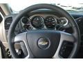 2013 Black Chevrolet Silverado 1500 LT Extended Cab 4x4  photo #13
