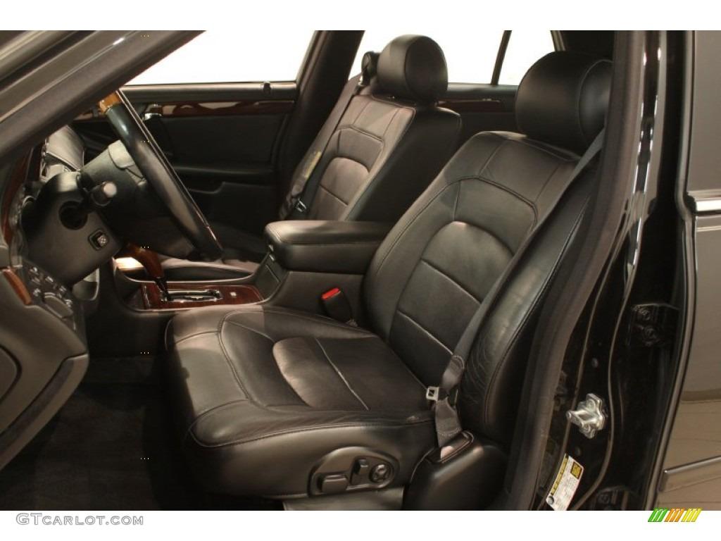 2004 Cadillac Deville Dts Interior Color Photos