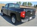 2013 Black Chevrolet Silverado 1500 LS Regular Cab  photo #4