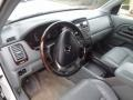 2003 Honda Pilot Gray Interior Interior Photo