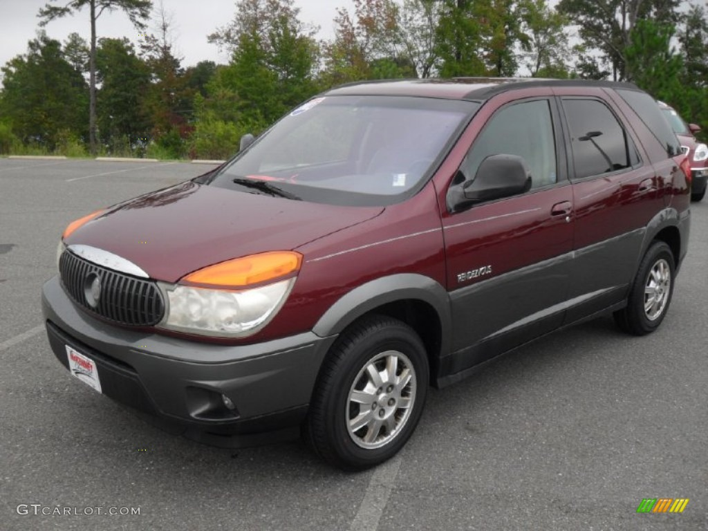 2002 medium red buick rendezvous cx 79320565 gtcarlot. Cars Review. Best American Auto & Cars Review