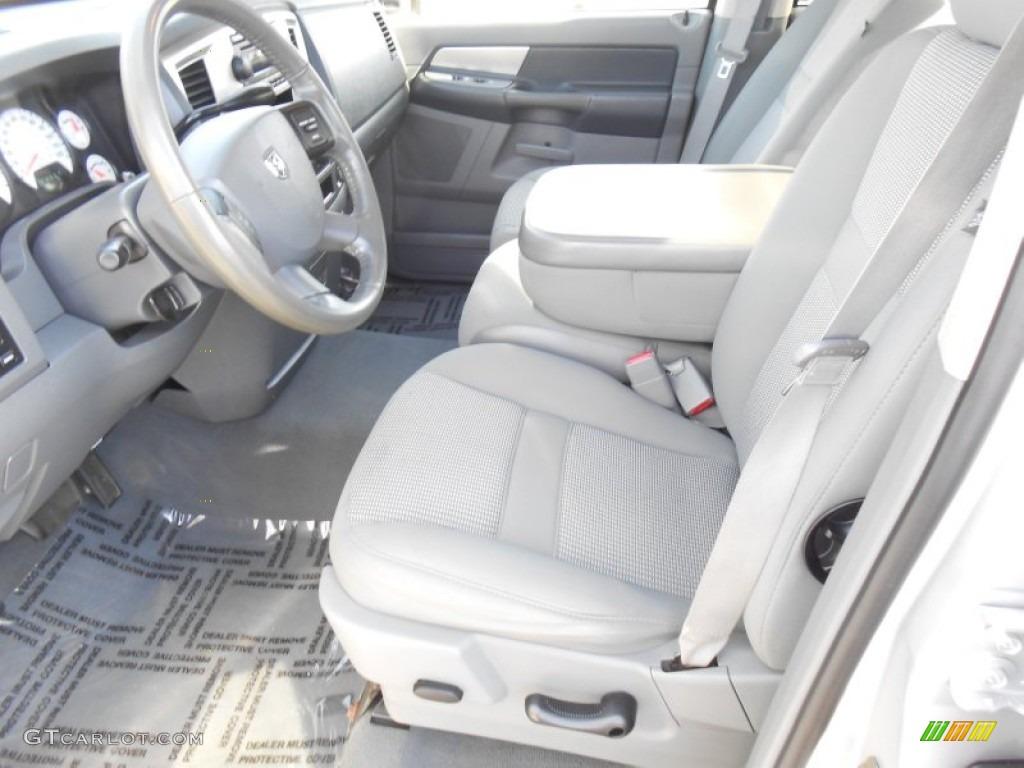 2007 Dodge Ram 1500 Big Horn Edition Quad Cab 4x4 Interior Photo 79338912