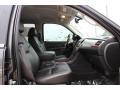 2010 Cadillac Escalade Ebony Interior Front Seat Photo